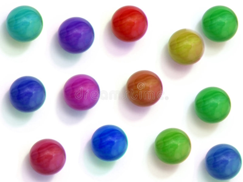 Download Marbles Royalty Free Stock Photos - Image: 192708