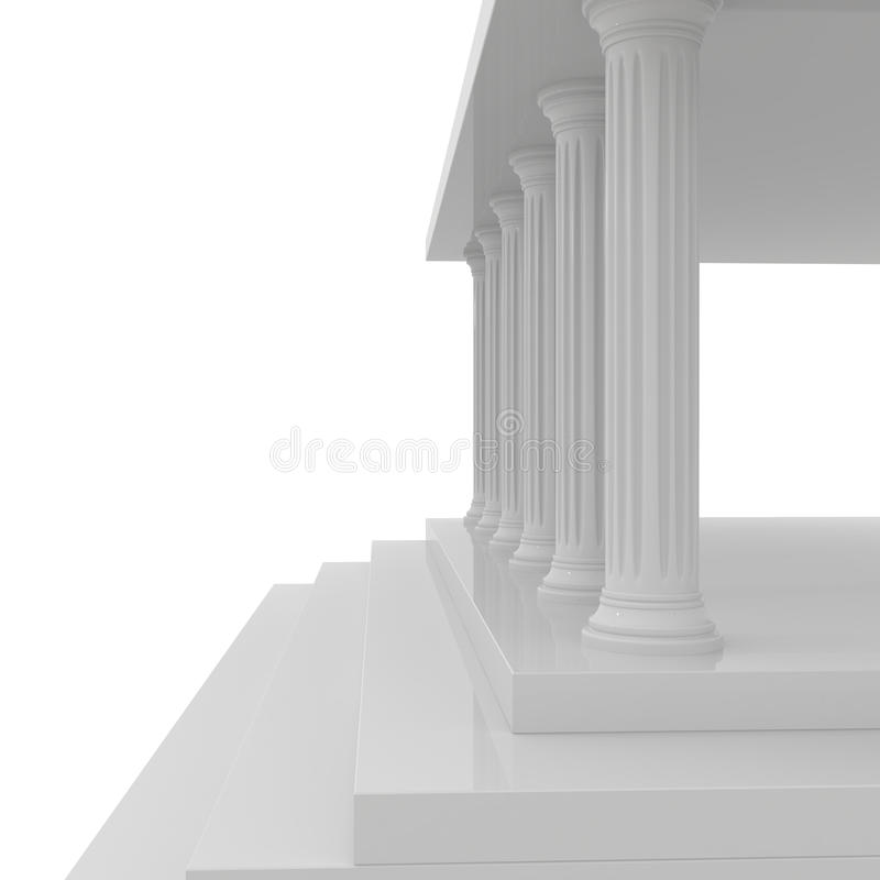 Download Marbles Columns stock illustration. Illustration of italian - 17725720