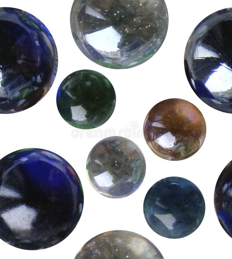 Marbles seamless pattern tile royalty free stock photos
