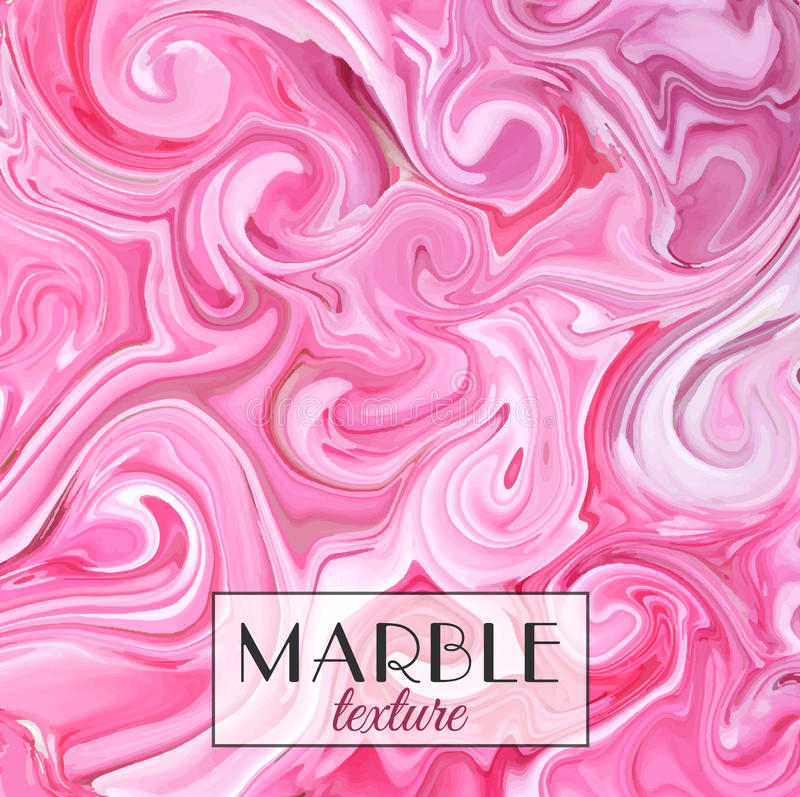 Marbling. Marble texture. Vector abstract colorful background. Paint splash. Colorful fluid. It can be used for design packaging, card, cover. Vector royalty free illustration