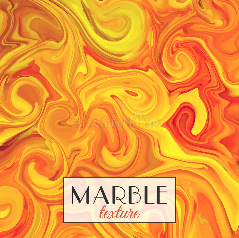 Marbling. Marble texture. Vector abstract colorful background. Paint splash. Colorful fluid royalty free illustration