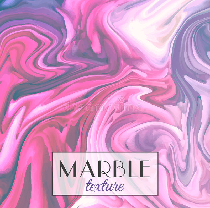 Marbling. Marble texture. Vector abstract colorful background. Paint splash. Colorful fluid. Vector illustration eps10 royalty free illustration