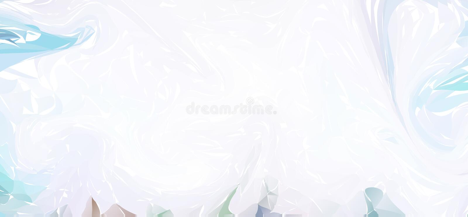Marbling. White Marble texture. Paint splash. Colorful fluid. Abstract liquid colored background. Vector illustration royalty free illustration