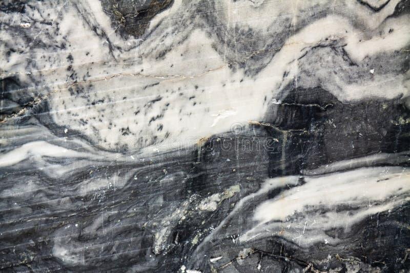 Marbre de Ruskeala photo stock