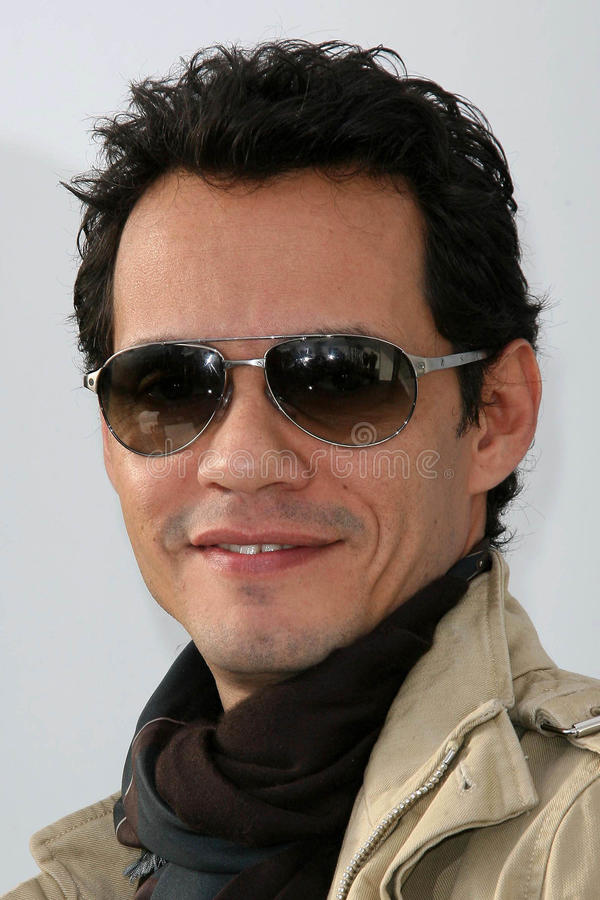 Marc Anthony stock photography