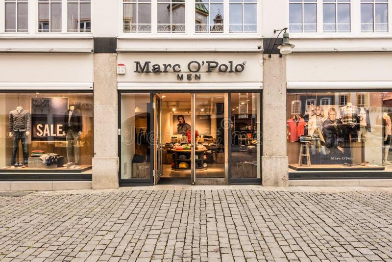 Marc O'Polo Men lizenzfreie stockbilder