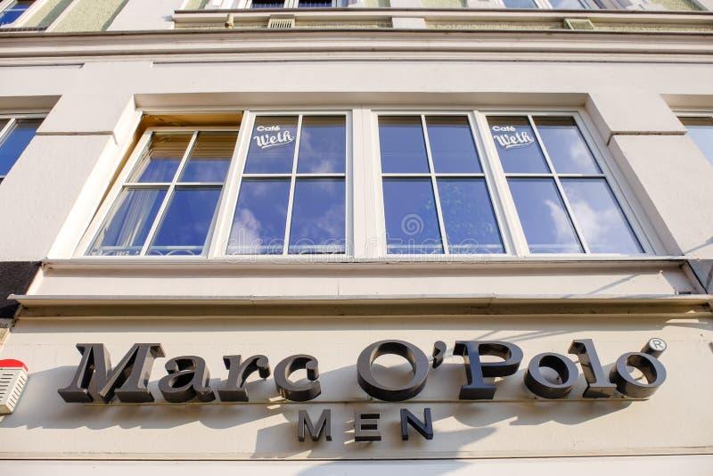 Marc O'Polo Men arkivfoton