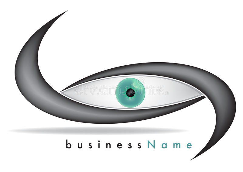 Marca del ojo libre illustration