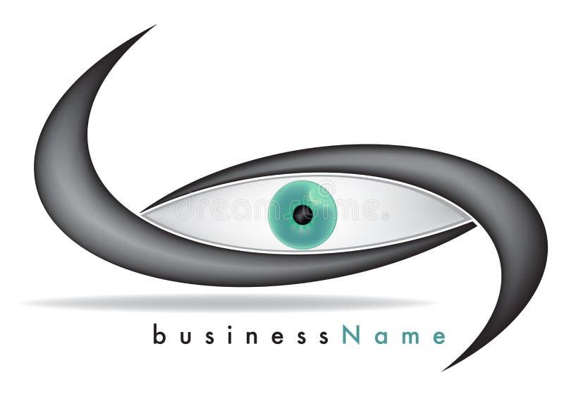 Marca dell'occhio royalty illustrazione gratis