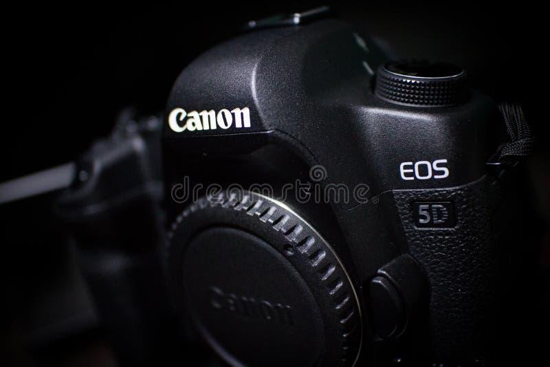 Marca II del FOE 5D de Canon foto de archivo