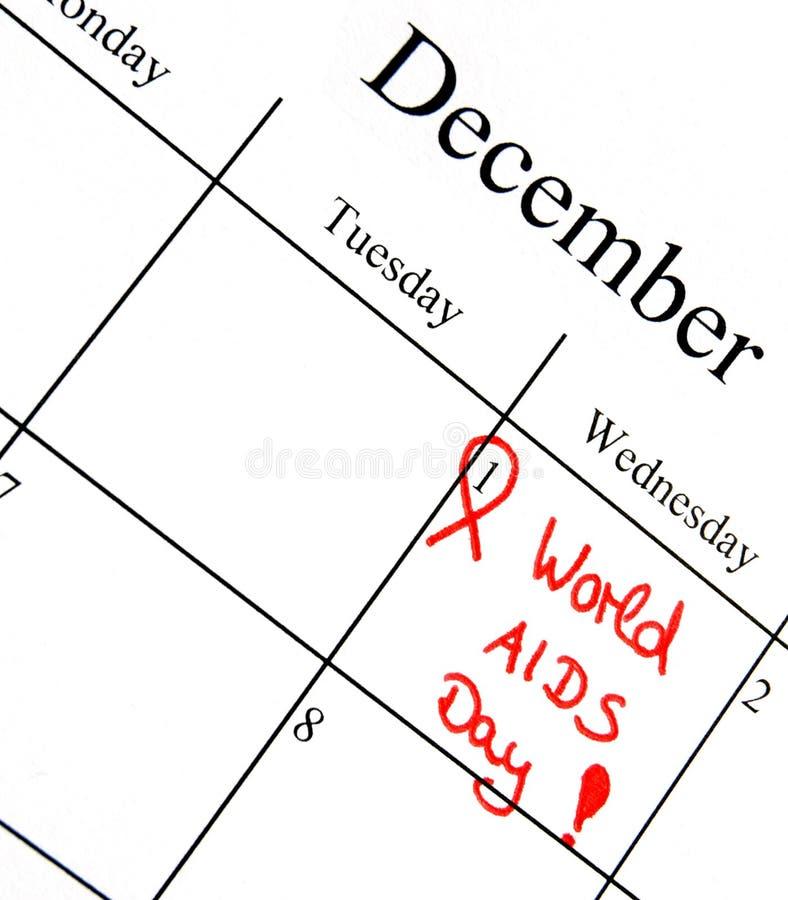 Marcatura del calendario immagine stock libera da diritti