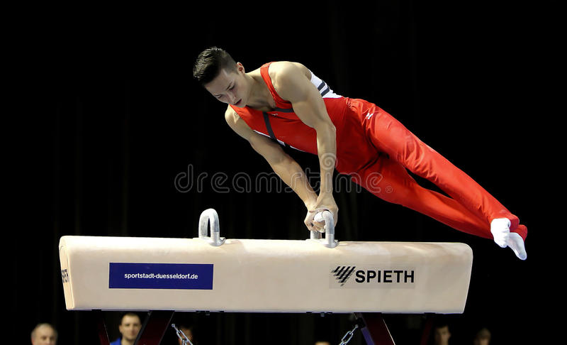 Download Marcel Nguyen editorial photo. Image of games, bars, stong - 25520726