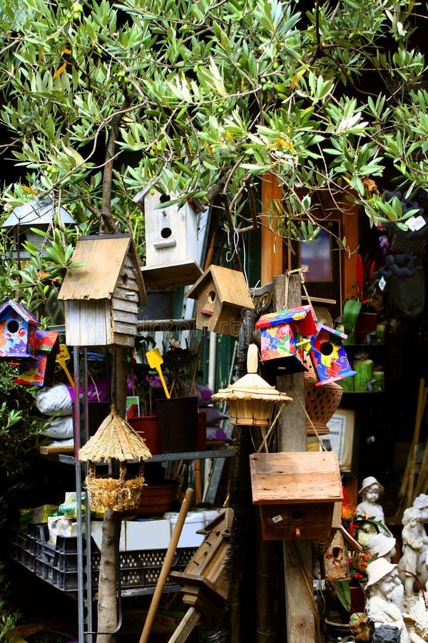 Marché de Birdhouse photos stock