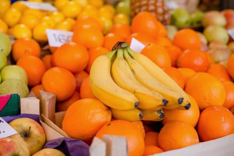 Marché de fruit frais photographie stock