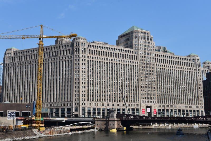 Marché de marchandises de Chicago photos libres de droits