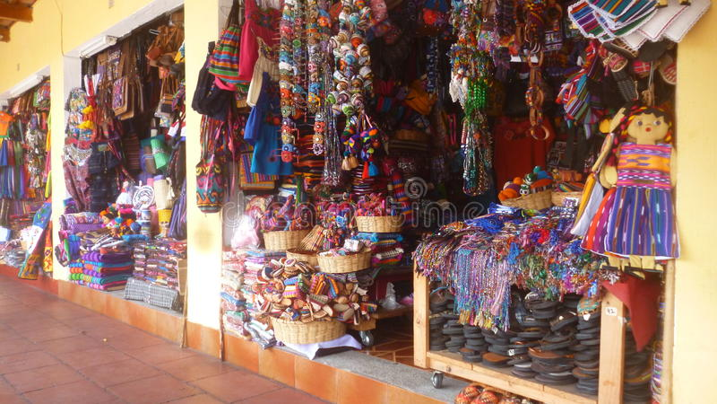Marché de Mercado images stock