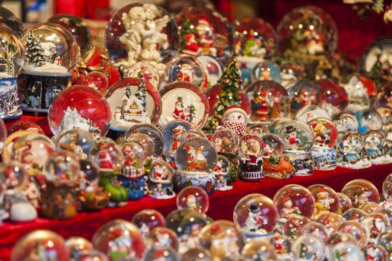 Marché de Noël image stock