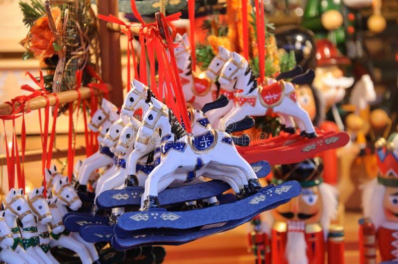 Marché de Noël en Allemagne photographie stock libre de droits