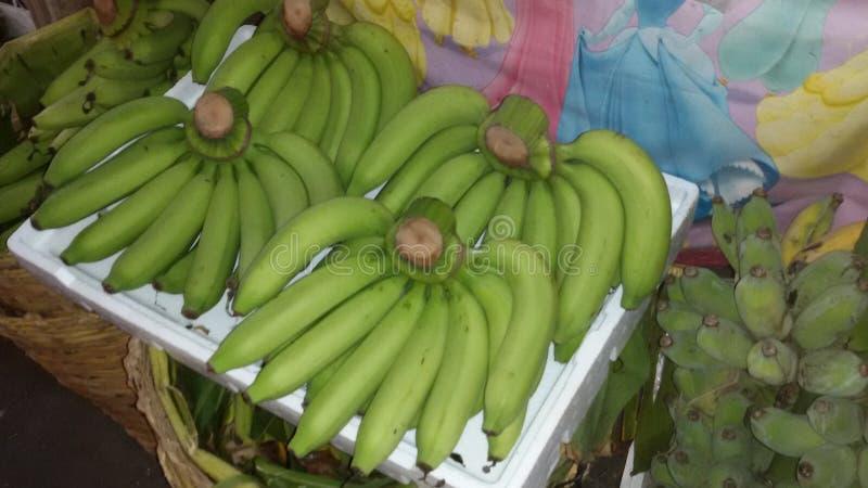 Marché en gros de banane @ photos stock