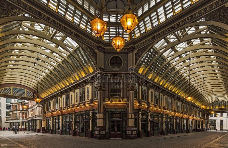 Marché Hall de Londres photo stock