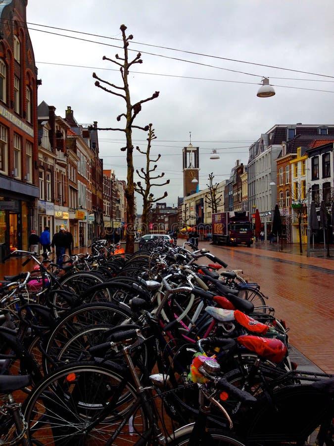 Marché hollandais image libre de droits