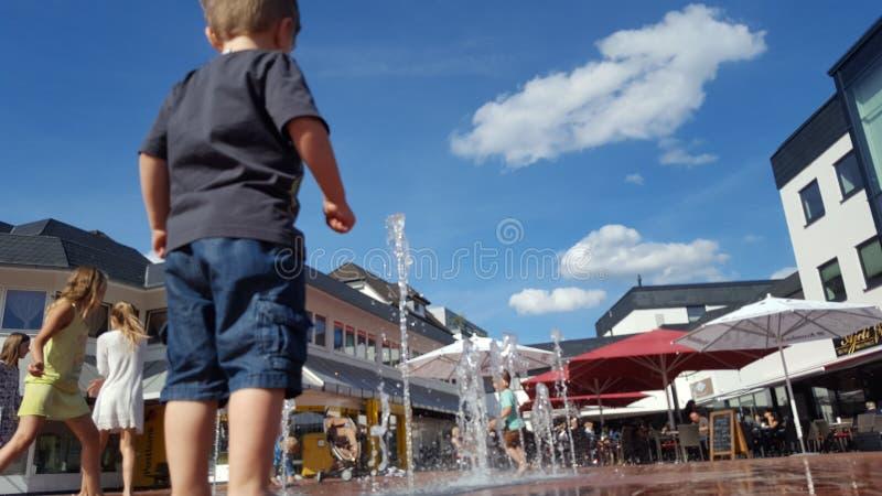 Marché Kreuztal photo stock
