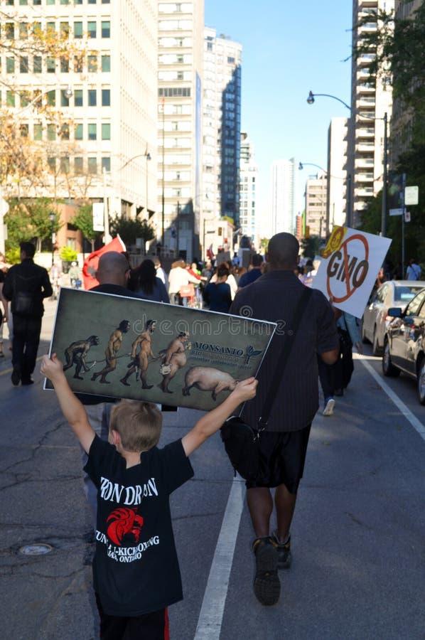 March Against Monsanto, Toronto