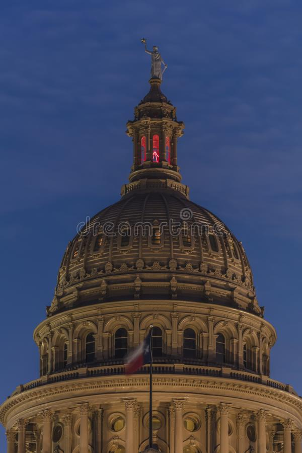 MARCH 1, 2018, ,AUSTIN STATE CAPITOL BUILDING, TEXAS - Texas State Capitol Building at. Model, ExteriorGovernmentOutdoorsStat. MARCH 1, 2018, ,AUSTIN STATE stock photo