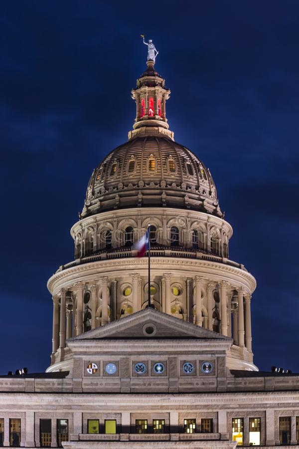 MARCH 1, 2018, ,AUSTIN STATE CAPITOL BUILDING, TEXAS - Texas State Capitol Building at. StructureNo, CapitolFamous. MARCH 1, 2018, ,AUSTIN STATE CAPITOL BUILDING royalty free stock image