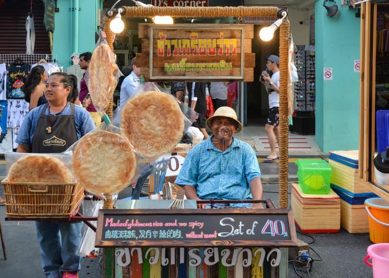 March? de week-end de Phuket, Tha?lande images libres de droits