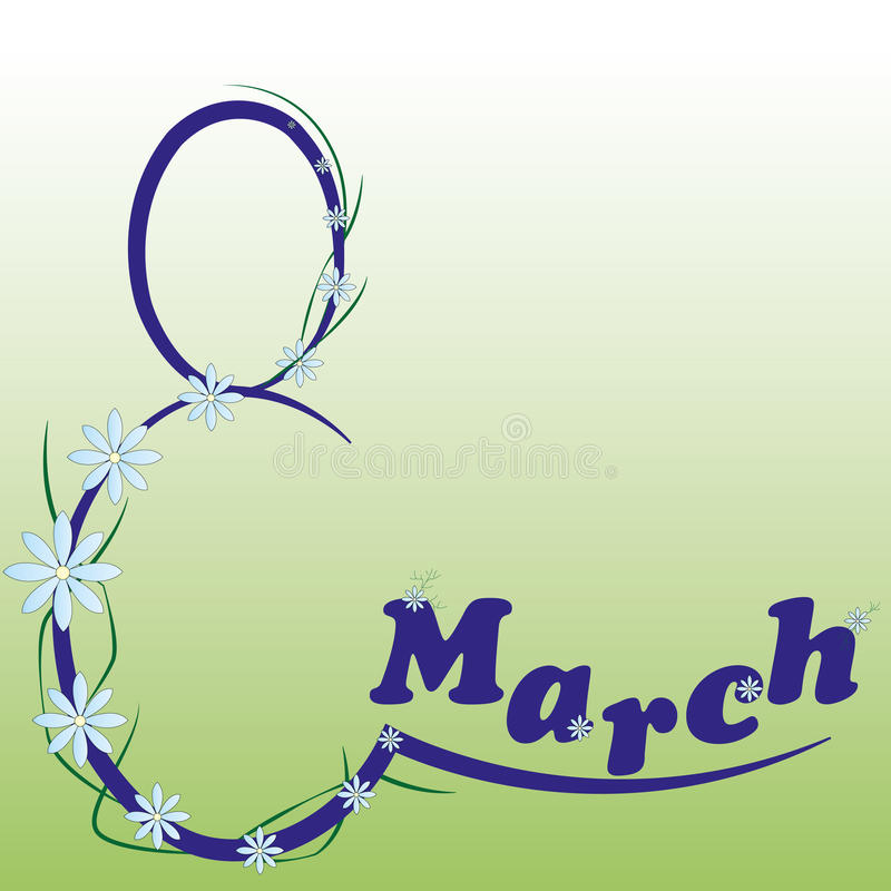 March 8 stock photography
