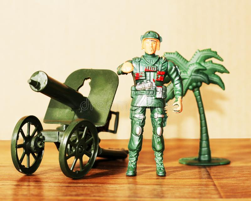 Toy Soldiers Plastic For Boys, Army Stock Photo - Image of group