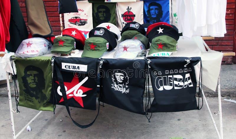 Marchandises cubaines images stock