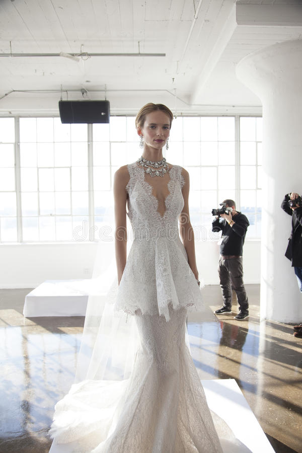 Marchesa Bridal SS 2017 editorial photography  Image of