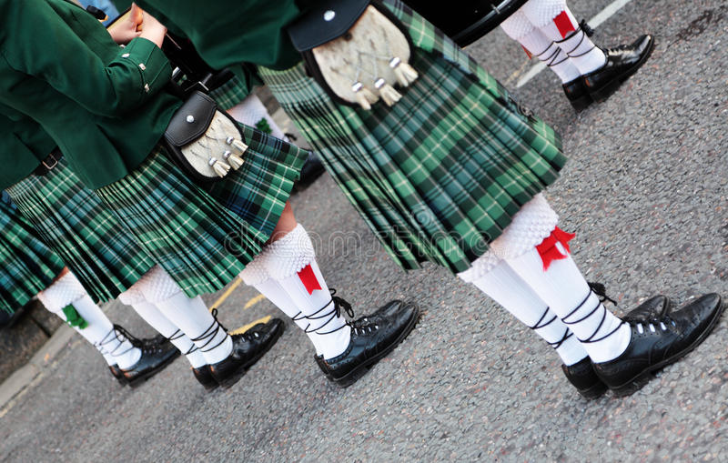 Download Marching band stock photo. Image of sporran, tilt, group - 16110010