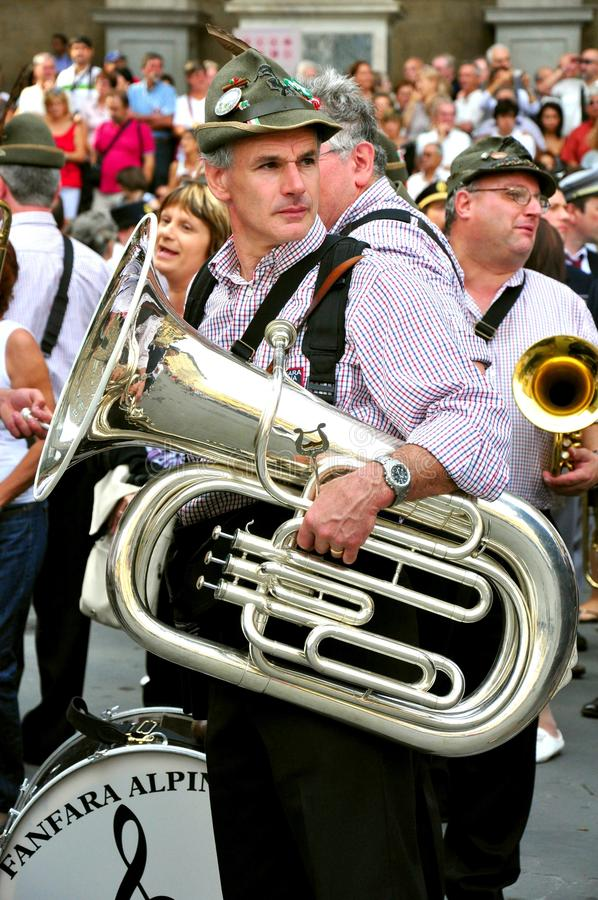 Download Marching Band In Italy Editorial Image - Image: 21200880