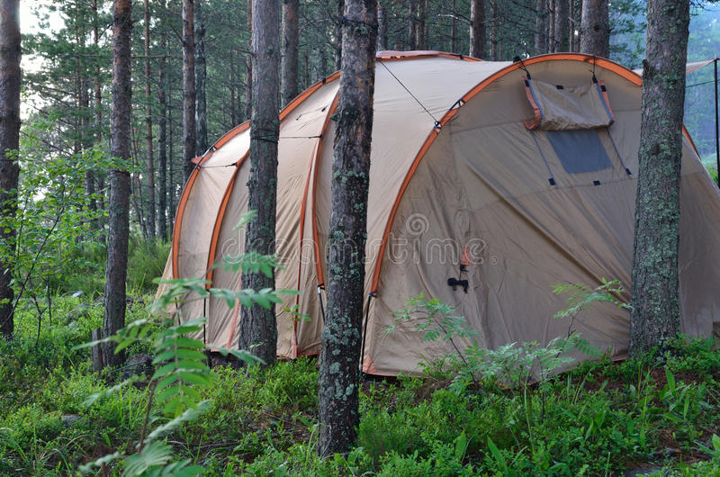 Download Marching tent stock image. Image of coast, house, campaign - 20861015
