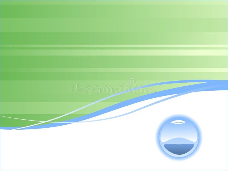 Marchio illustrazione vettoriale