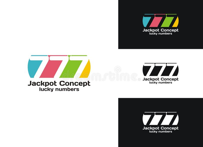 marchio 777 royalty illustrazione gratis