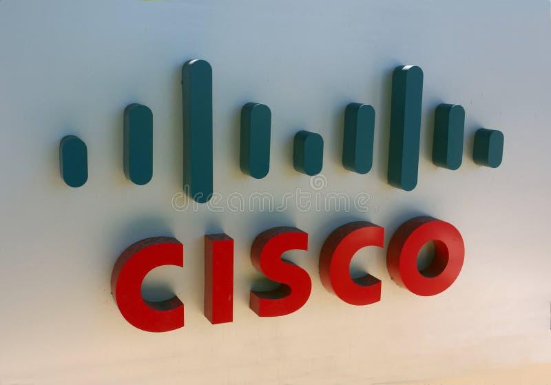 Marchio Del Cisco Fotografia Stock Editoriale