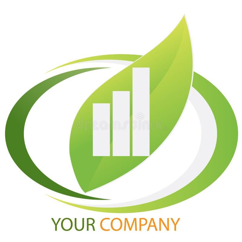 Marchio di affari dell'azienda - investimento royalty illustrazione gratis