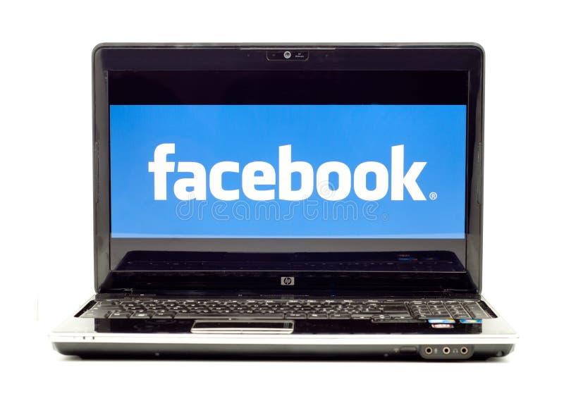 Marchio di Facebook fotografia stock