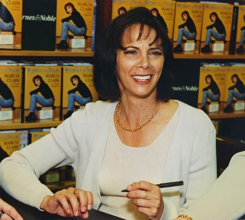 Marcia Clark fotos de stock