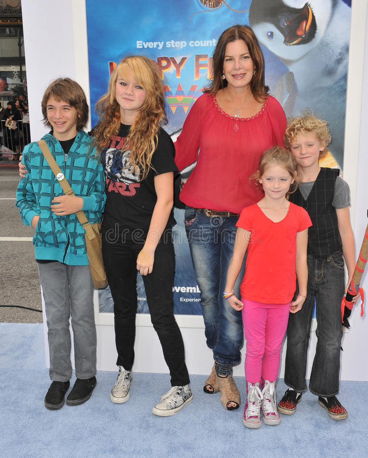 Download Marcia Gay Harden, editorial stock image. Image of angeles - 22801264