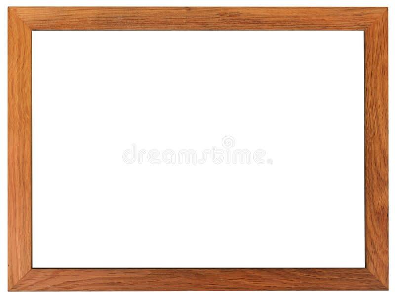 Marco cl sico marco de madera delgado y liso imagen de archivo imagen de dise o detalle - Marcos de madera ...
