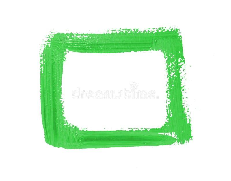 Marco De Acrílico Cuadrado Verde Imagen de archivo - Imagen de marco ...