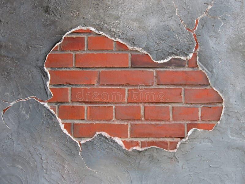 Marco de Brickwall foto de archivo libre de regalías