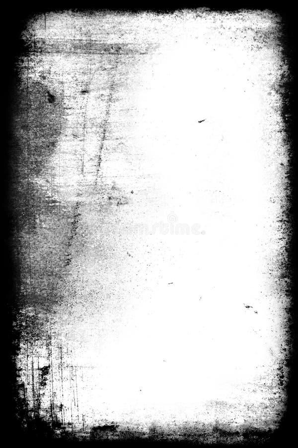 Marco de Grunge (01) imágenes de archivo libres de regalías