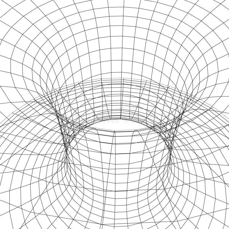 Marco de Hyperspace libre illustration