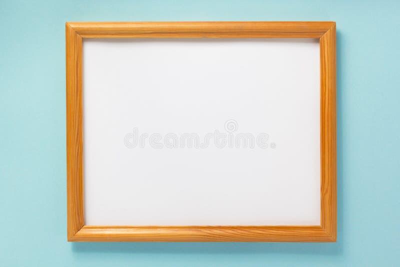 marco de la foto en el fondo abstracto imagenes de archivo